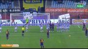 خلاصه بازی: رئال سوسیداد ۱-۰ بارسلونا