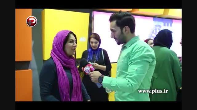 گفتگو با ستاره اسکندری بازیگر سریال دندون طلا