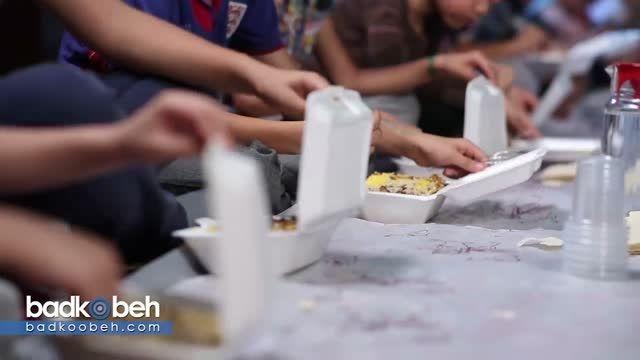 آگهی تلویزیونی غذا برای مادر