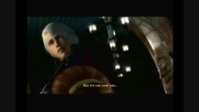 ویدیویی خنده دار از بازی Devil May Cry 4