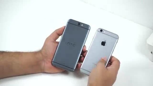 جعبه گشایی HTC One A9