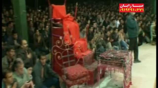 شاهکار برکتی پوردر تعزیه حضرت علی اکبر وداع با علی اصغر