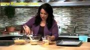 آموزش تزئین کیک در روزمنو  - ترافل - پاپ کیک
