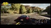 دست فرمان در بازی Need For Speed