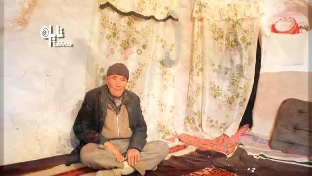 عاشیق آذربایجان برای کوه سهند و مردم دیارش مینوازد