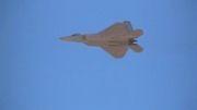 سوپر مانور جنگنده F-22 جانور شکاری