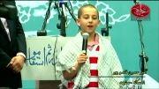 شعر خوانی نوجوان یازده ساله مشهدی برای دکتر جلیلی