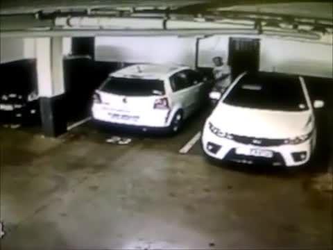 به سرقت رفتن اتومبیل در  60 ثانیه