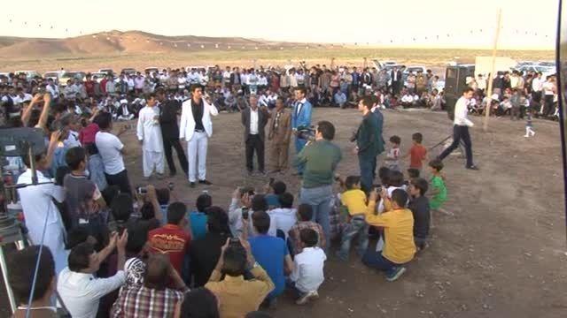اجرای زنده محسن لرستانی و محسن دولت - فیلمبرداری آریا