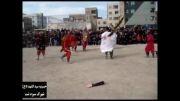 لحظه شهادت حضرت ابوالفضل(ع)-تعزیه خوانی ترکی