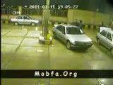 انفجار مخزن گاز خودرو در پمپ گاز یکی از شهرهای ایران
