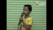 مداح کودک شبکه جهانی حضرت اباالفضل العباس (علیه السلام) (2)