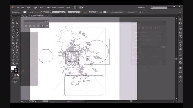 آموزش نرم افزار Illustrator CC