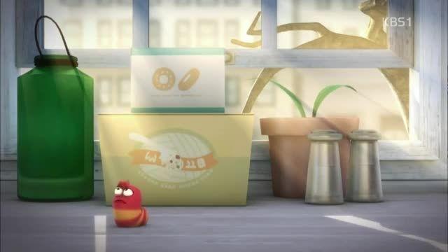 کارتون انیمیشنی لاروا - فصل دوم قسمت 23