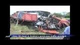53 کشته در تصادف رانندگی در زامبیا
