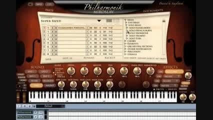 دانلود رایگان VST ویولن Miroslav Philharmonik