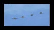 موزیک ویدیوی نیروی هوایی ایران با موزیک چنگ دل (جنگنده)