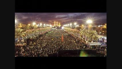 کلیپ غمناک امام حسین با نوای حاج مجید بنی فاطمه