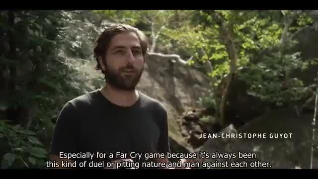تریلر جدید  Far Cry Primal - Behind the Scen