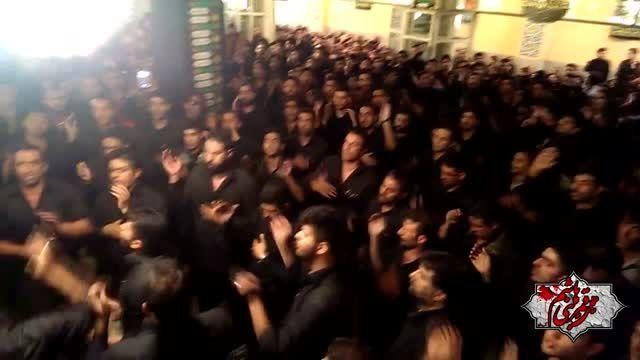 مداحی زیبا از حاج حسن شجایی محرم93 (مسجد وکیل)