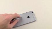 تست مقاومت iPhone 6 در برابر چاقو و چکش