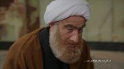 محسن تنابنده در نقش یک روحانی(شاهگوش)