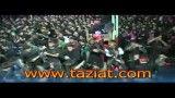فوق العاده زیبا - چند نفر به یک نفر -ورود هیئت امام حسن مجتبی علیه السلام - میدان تعزیه روستای نشلج - عاشورای 91