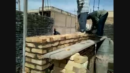 Image result for اجرای ساختمانها با مصالح بنایی