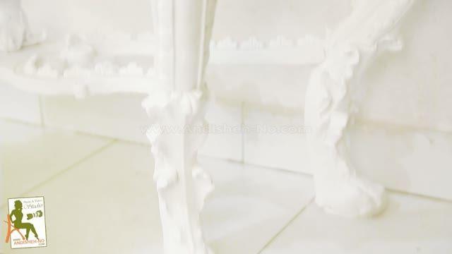دکور و فضای آتلیه عکاسی 2 ( وایت روم )