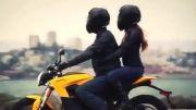 تیزر رسمی: موتورسیکلت برقی Zero S مدل 2015