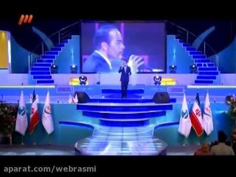 اجرای جالب و خنده دار حسن ریوندی رد شبکه ی سه - شومنی