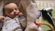 7 روش ساده خواباندن نوزاد و کودک