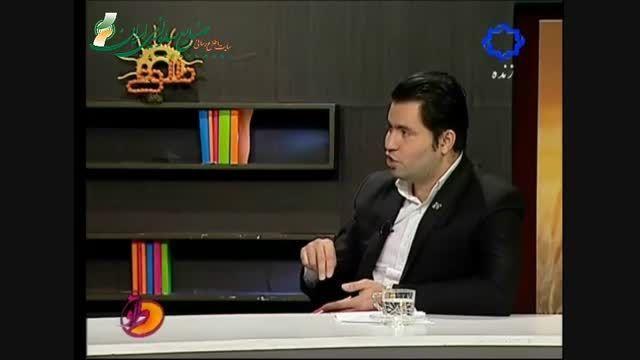 مصاحبه با مدیر عامل صنایع کاغذ پارس