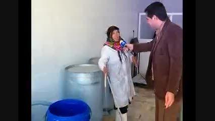 خانم عصمت پناه کارآفرین ایرانی
