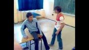 دعوای 2 تا هم دانشجو تو کلاس!!!