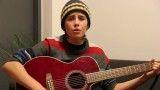 گیتار زدن رابین خیلی قشنگه