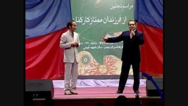 طنز و شوخی های خنده دار و کمدی باحال حسن ریوندی