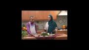 آموزش آشپزی گیاهی (وگان) - چلو خورش سبزی