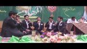 تواشیح در مدح امام هادی (ع) - گروه تواشیح شمیم الجنه مازندران(بابل)