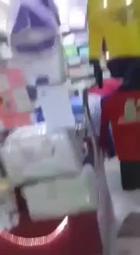داعش اولین پاساژ تجاری خود را افتتاح کرد!