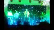 کنسرت علی عبدالمالکی در آبـــــاده آهنگ حرف نزن - مهر93