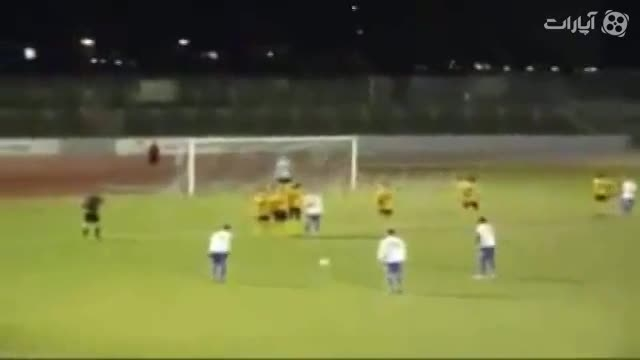 تارف در فوتبال - شرکت خدماتی و نظافتی پارسا اصفهان