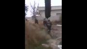 یبرود آزاد شد، تصاویر ویژه از نبرد خانه به خانه