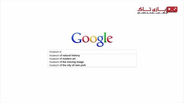 ویدئو تغییر لوگوی گوگل
