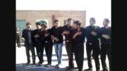 جوش زنی هیات مذهبی روستای سرخان از توابع استان شهربابک