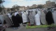 نماز عید فطر در روستای فرزق