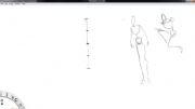 اموزش کشیدن اناتومی بدن در نقاشی دیجیتال