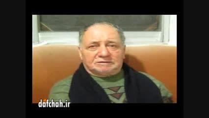 آواز خوانی حاج محمد نقی نوروزی در کنار حاج آقا شفیعی
