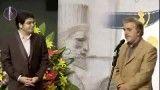 فرزاد حسنی و مهران مدیری در شب پر ستاره