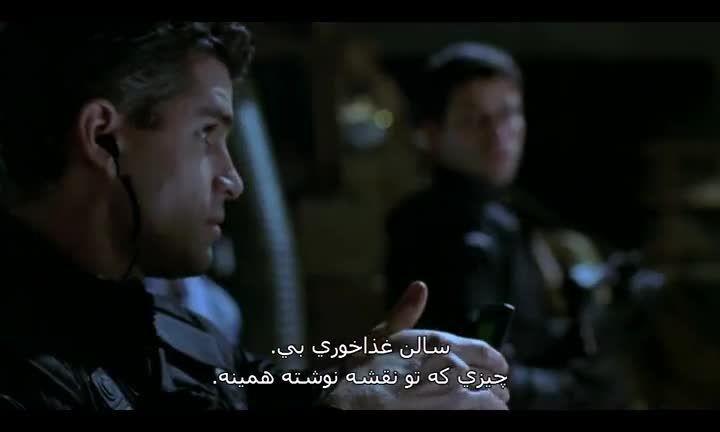 فیلم شیطان مقیم ۱ Resident Evilزیرنویس پارسی) part 2و 1